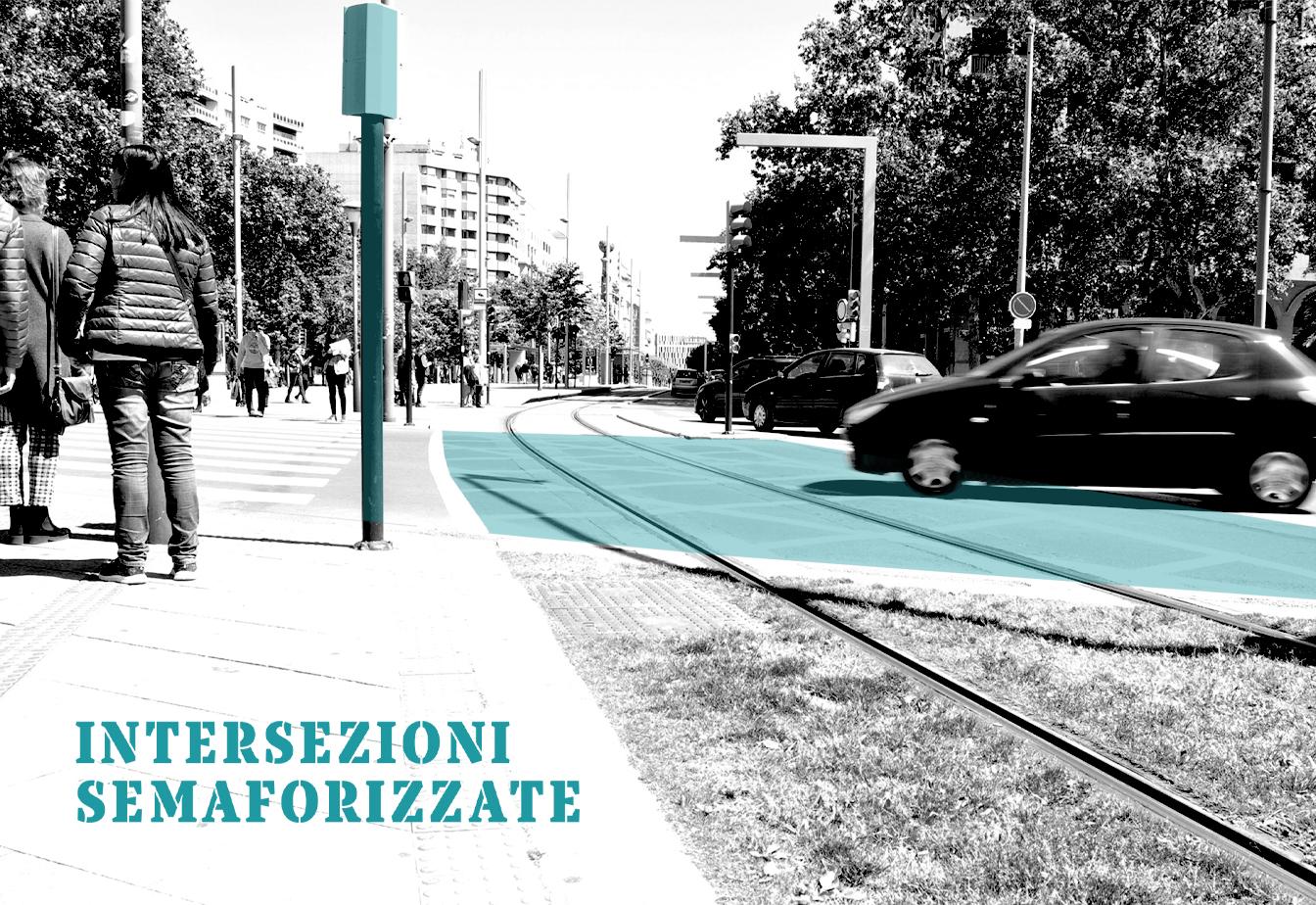 Intersezioni semaforizzate