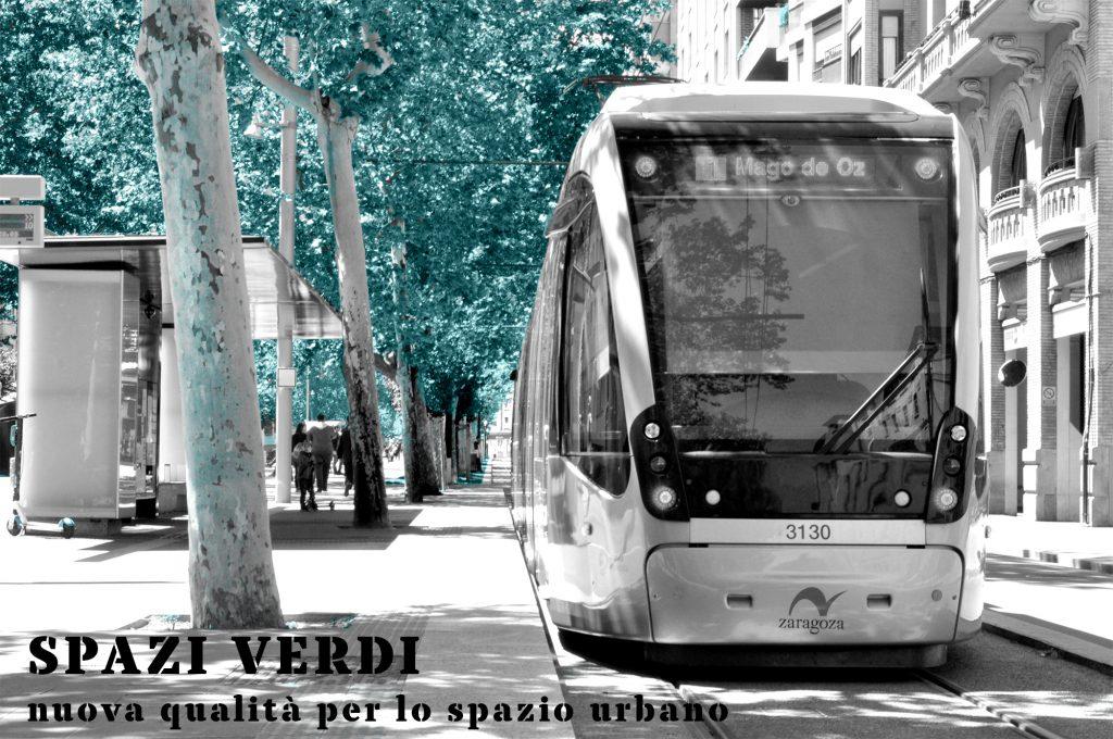 Spazi verdi - nuova qualità per lo spazio urbano